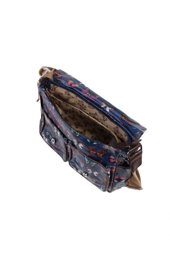 Butterfly Messenger Bag - BG348-40249