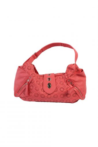 Flower Hole Zip Bag