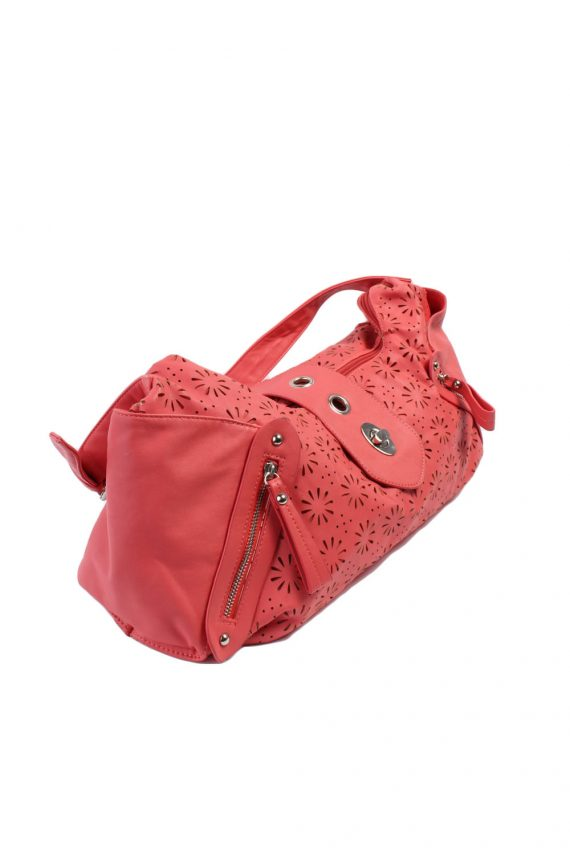 Flower Hole Zip Bag - BG352-40260