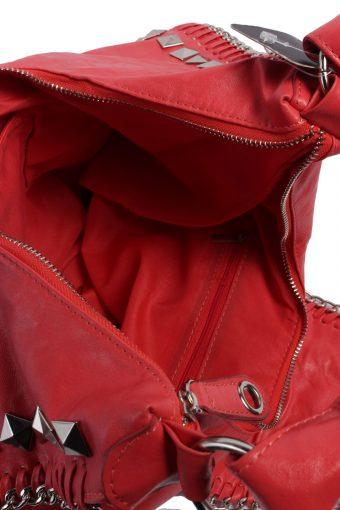 Studded Flap Shoulder Bag - BG353-40264