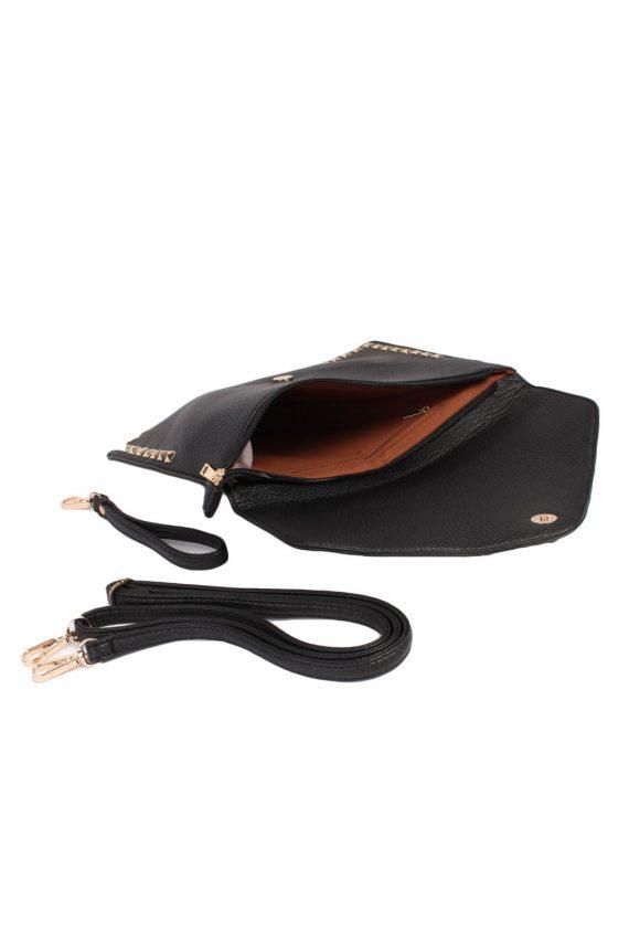 Black Hand/Shoulder Bag - BG364-40298