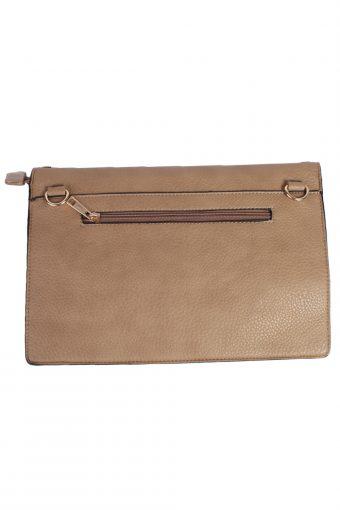 Beige Hand/Shoulder Bag - BG365-40301