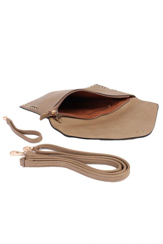 Beige Hand/Shoulder Bag - BG365-40302