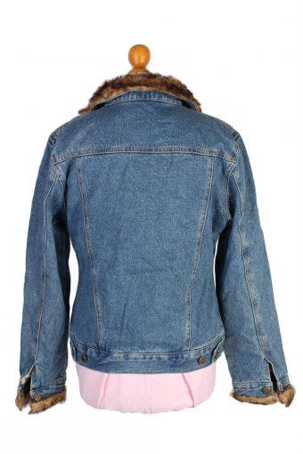 Lee Vintage Denim Jacket Western Blue Size L -DJ1230-41128