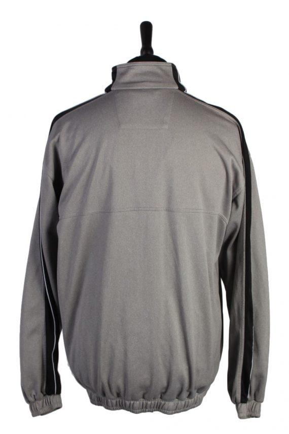 Vintage Puma Tracksuit Top Grey Size M -SW1491-41304