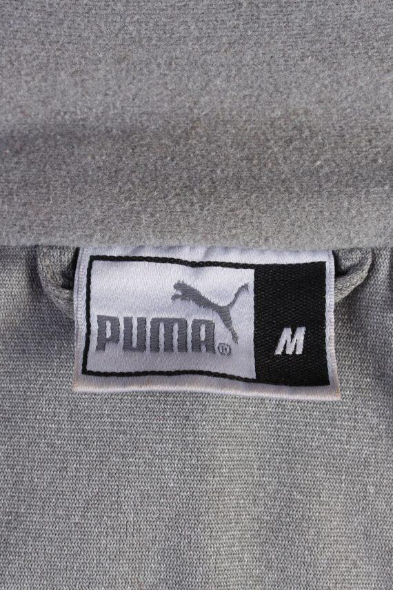 Vintage Puma Tracksuit Top Grey Size M -SW1491-41305