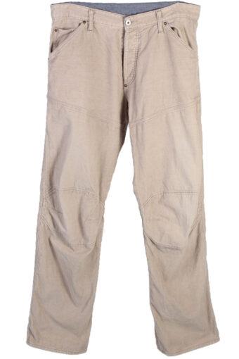 Retro G-Star Raw Essentials Jeans Waist 37