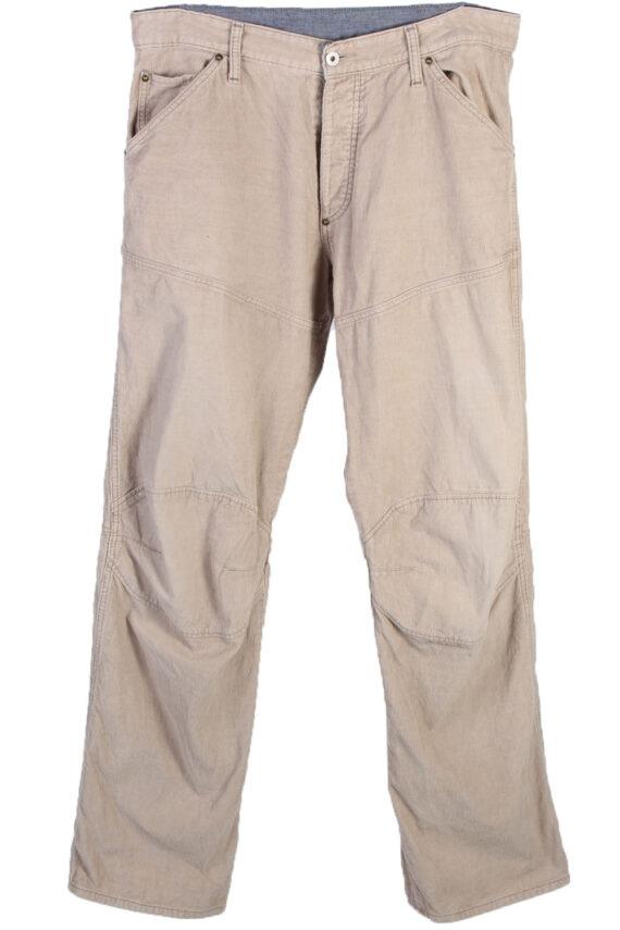 """Vintage Retro G-Star Raw Essentials Jeans - Waist: - 37 """" - J2576-0"""