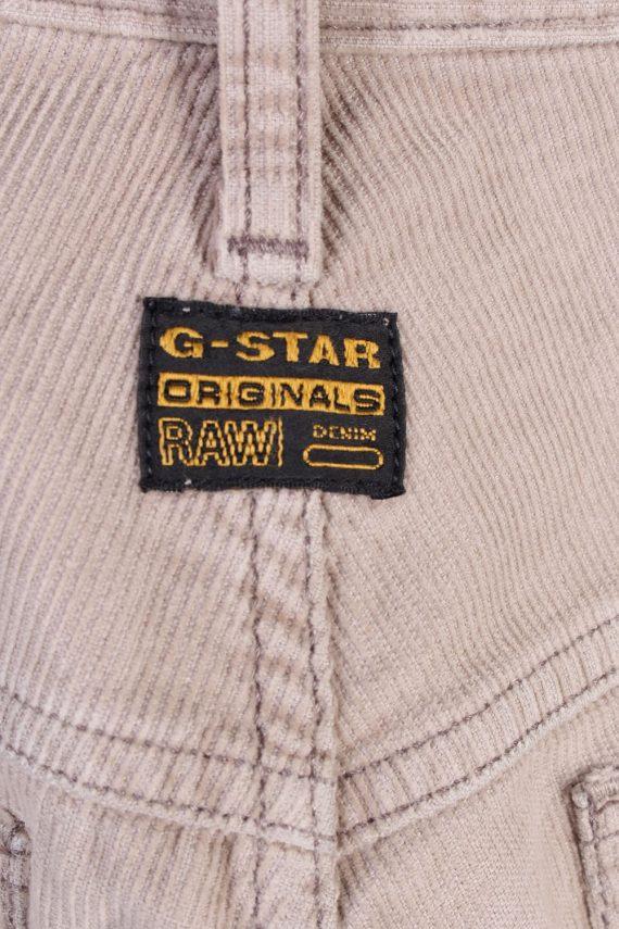 """Vintage Retro G-Star Raw Essentials Jeans - Waist: - 37 """" - J2576-42414"""
