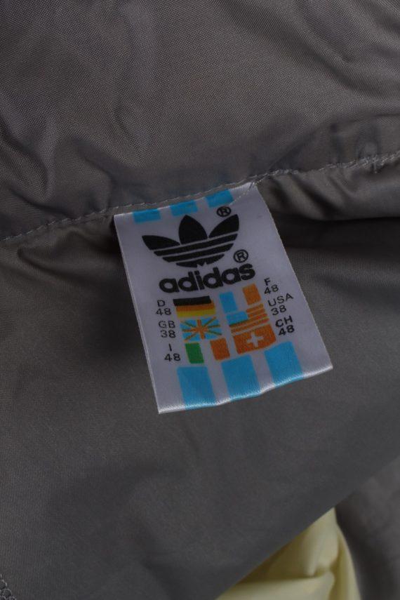 Adidas Vintage Raincoat - Grey Chest: 52- RC048-42816