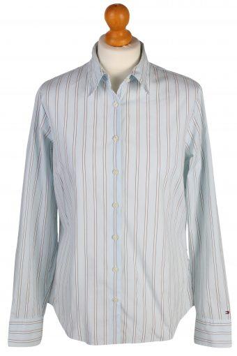 Tommy Hilfiger Women Shirts 90s Blue S
