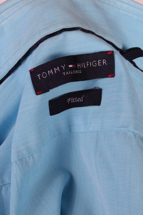 VINTAGE Tommy Hilfiger Shirts - Blue - L - SH2452-43066
