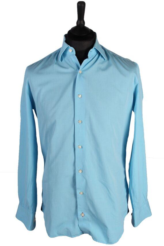 VINTAGE Tommy Hilfiger Shirts - Blue - L - SH2452-0