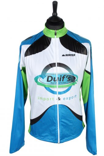 Cycling Shirt Jersey 90s Retro L
