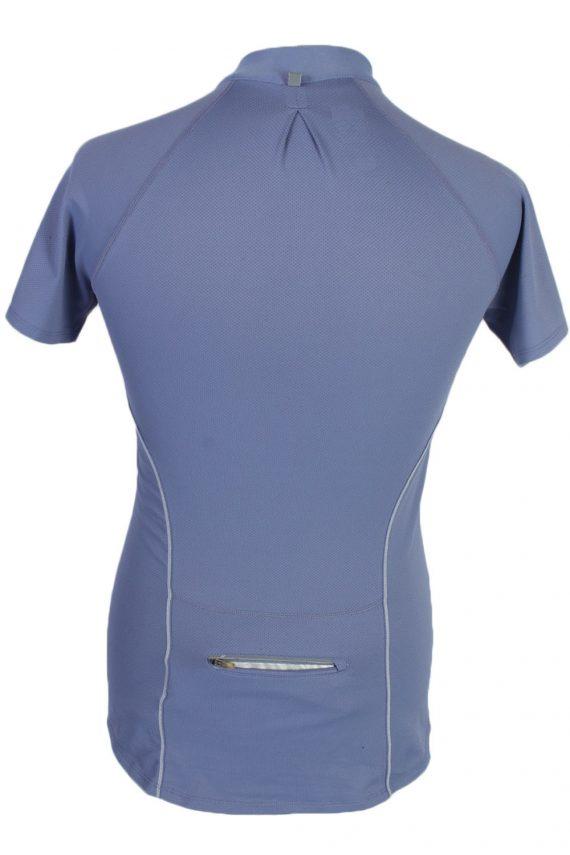 Nike Vintage Cycling Shirts - M Purple - CW0472-45510