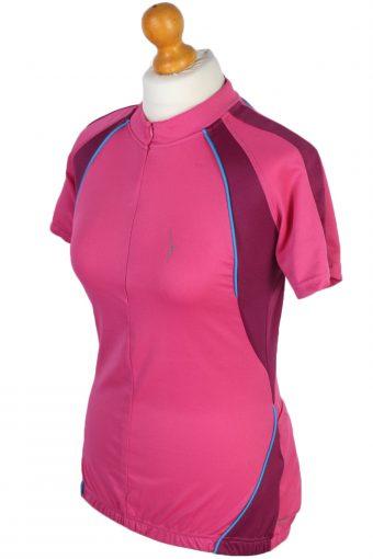 Crivit Vintage Cycling Shirts - S-M Pink - CW0477-45524