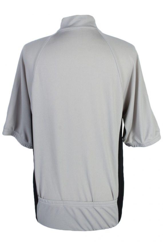 Vintage Retro Cycling Shirts - L Grey - CW0478-45528
