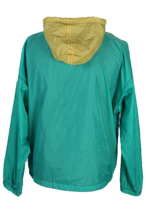 Royal Class Vintage Raincoat - Multi - RC118-43931