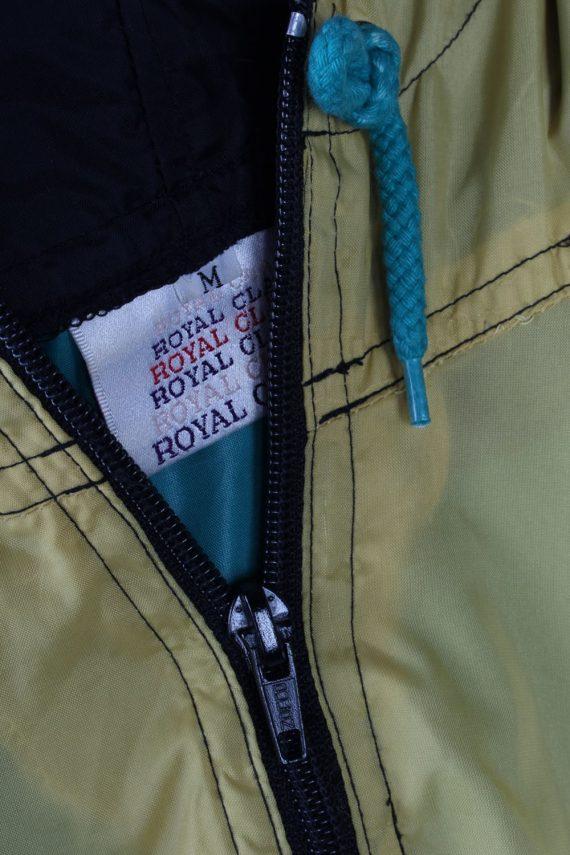 Royal Class Vintage Raincoat - Multi - RC118-43930