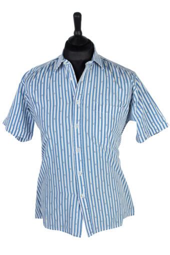 90s Shirt Challenger Stripe Patterned Multi L