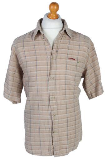 Lee Cooper Checked Short Sleeve Shirt Multi M
