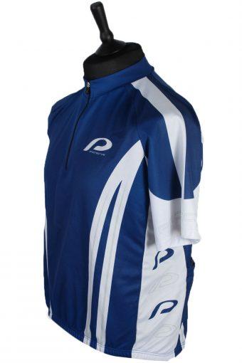 Protective Vintage Cycling Shirt - XL, XXL Navy - CW0508-45725