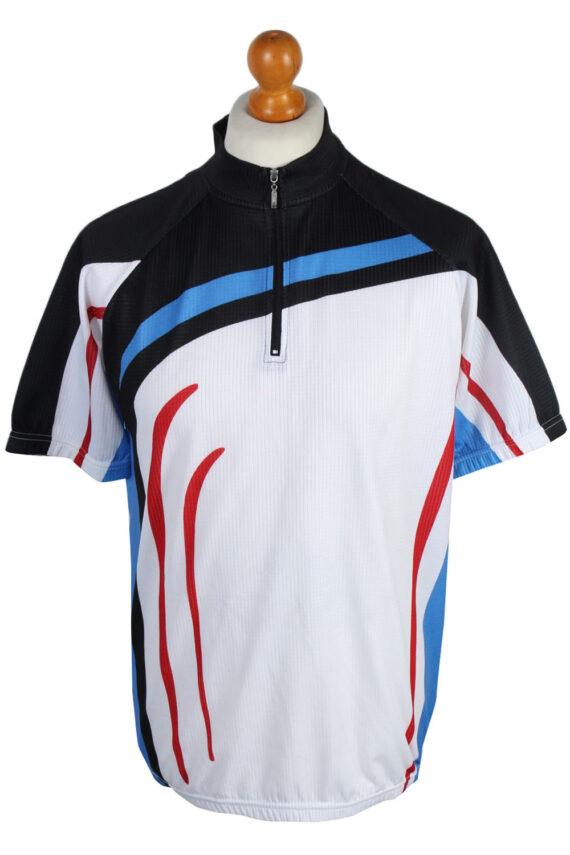 Crane Vintage Cycling Shirt - S Multi - CW0519-0