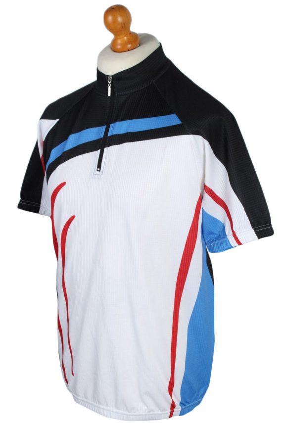 Crane Vintage Cycling Shirt - S Multi - CW0519-46025