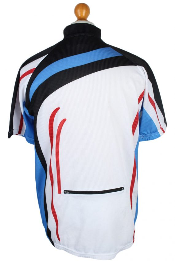 Crane Vintage Cycling Shirt - S Multi - CW0519-46026
