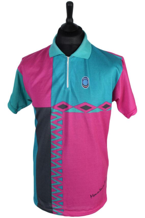 SEB Vintage Mountain Biking Shirt - XXL Multi - CW0529-0