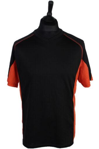 Cycling Shirt Jersey 90s Retro Black XL