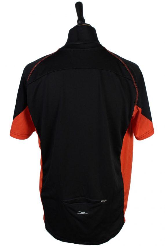 Crane Vintage Short Sleeve Cycling Shirt - L Multi - CW0538-46083
