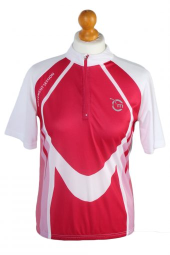 Cycling Shirt Jersey 90s Retro 13-14 AGES