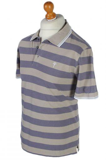 Joop Vintage Striped Polo Shirt - M,L Multi -PT0853-46312