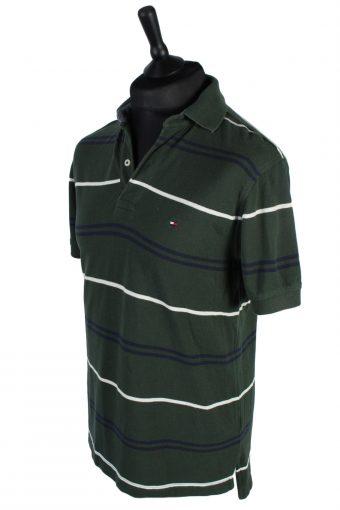 Tommy Hilfiger Vintage Striped Polo Shirt - S Multi -PT0916-47799