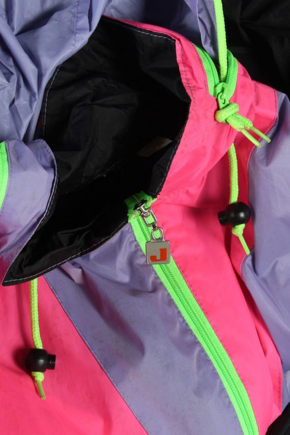 Jeantex Vintage Raincoat Windbreaker - M,L Multi - RC239-47450