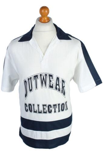 90s Retro Shirt Patterned Multi M
