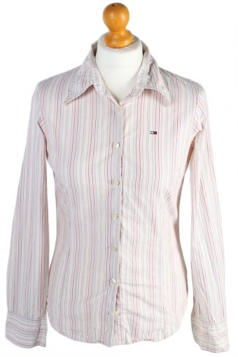 Tommy Hilfiger Striped Shirt Long Sleeve Multi S