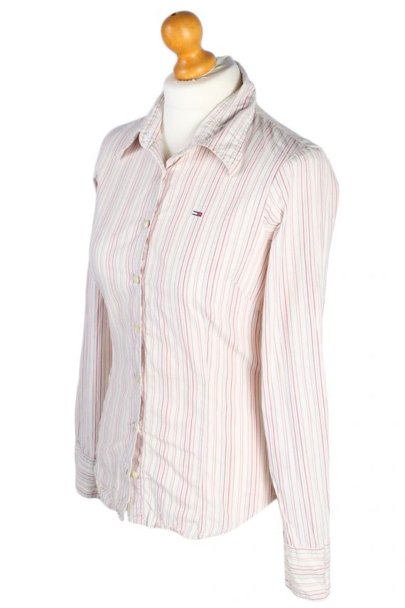 Tommy Hilfiger Vintage Striped Shirt Multi S - SH2736-48087