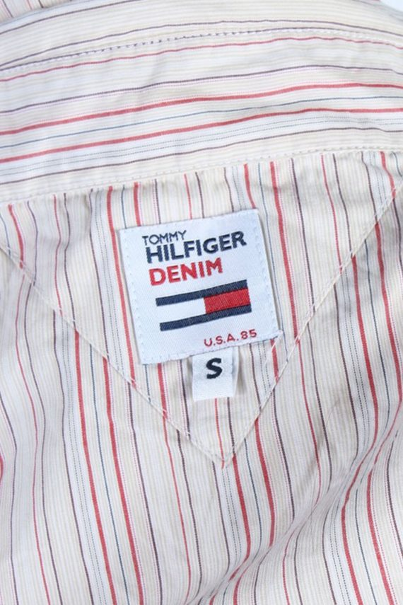 Tommy Hilfiger Vintage Striped Shirt Multi S - SH2736-48086