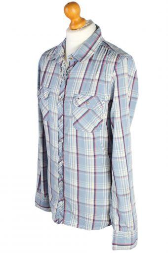 Tommy Hilfiger Vintage Checked Shirt Multi L - SH2737-48090