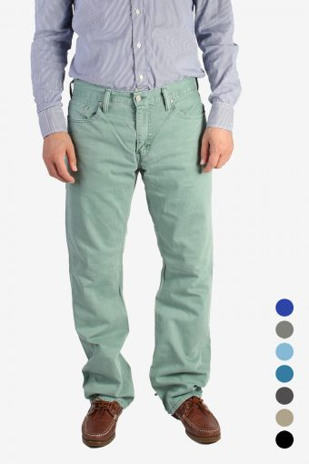 Levis Chino Trousers Straight Leg
