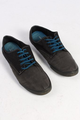 Fred Perry Low Tops Casual Sneakers Vintage – UK 8 Black