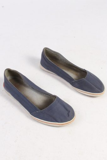 Fred Perry Slip-On Casual Sneakers Vintage – UK 5 Navy