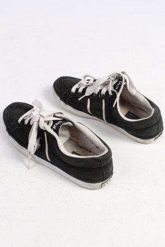 Ralph Lauren Trainers Shoes Vintage - UK 8 Fume - S268-48767