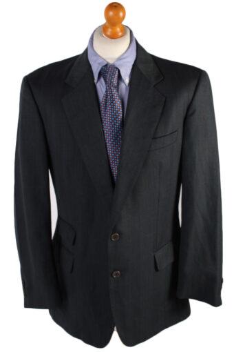 Burberry Buffin Blazer Jacket Grey L