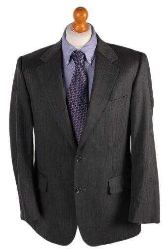 Burberry Benn Blazer Jacket Grey M