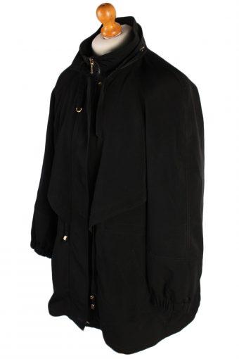 Vintage Bond Street NY Urban Casual Coat M , L Black -C487-50805