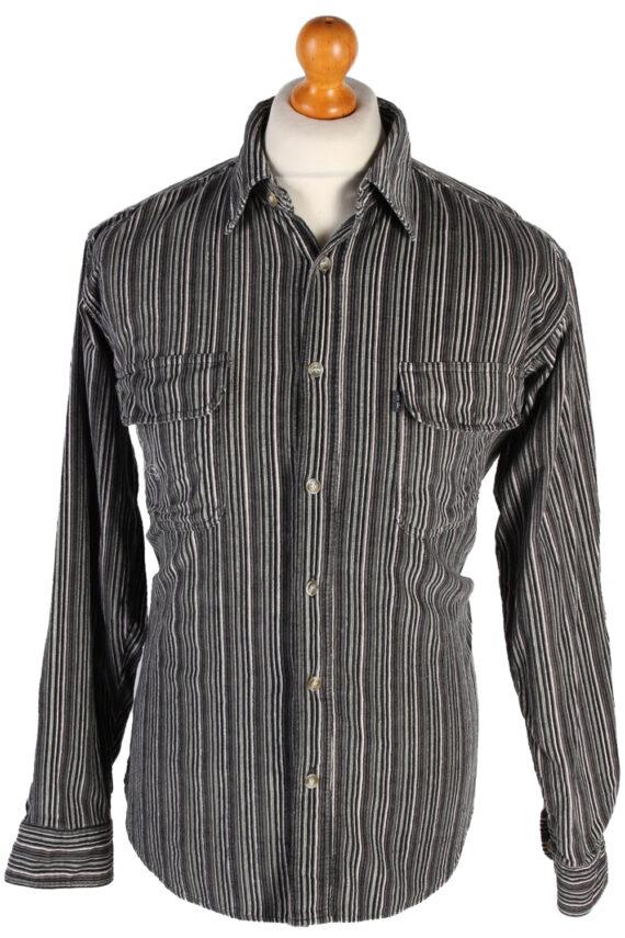 Vintage Super Speed Corduroy Striped Shirt - L Multi - SH2863-0
