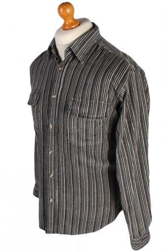 Vintage Super Speed Corduroy Striped Shirt - L Multi - SH2863-52378
